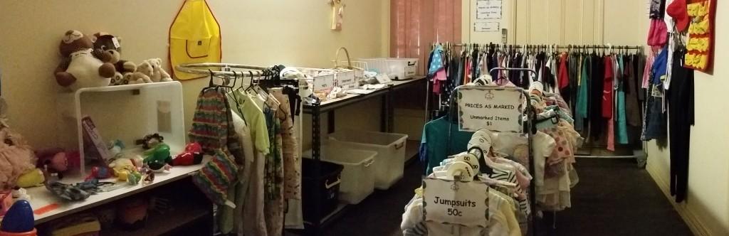 Op Shop Children Room