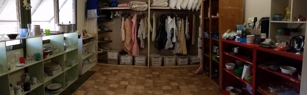 Op Shop Household Room